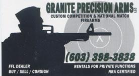 Granite Precision Arms