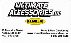 Ultimate Accessories, Line-X | Dave & Dan Chickering